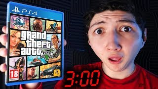NOOB JUEGA GTA V A LAS 3:00 AM... GRAND THEFT AUTO 5