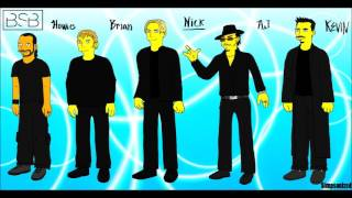 How to sing Don't wanna lose you now by Backstreet Boys