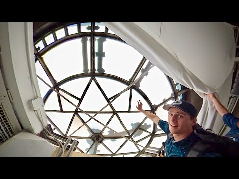 INSIDE CANADA'S MOST FAMOUS CLOCK TOWER