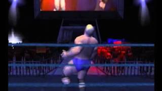 Legends of Wrestling 2 XBOX Entrances