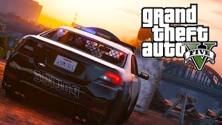 Video GTA V PC -  MOD : SAPDFR 0.1Demo - Trabalhando como policial! ( Police Simulator) download MP3, 3GP, MP4, WEBM, AVI, FLV Januari 2018