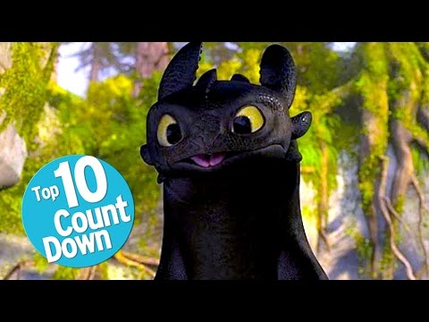 Top 10 Lovable Movie Creatures