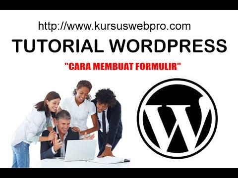 cara-membuat-formulir-di-wordpress