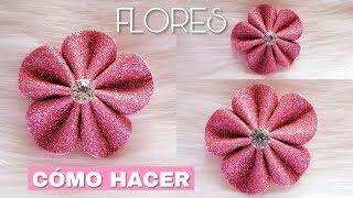 Veja Como Fazer Flor – Super Fácil