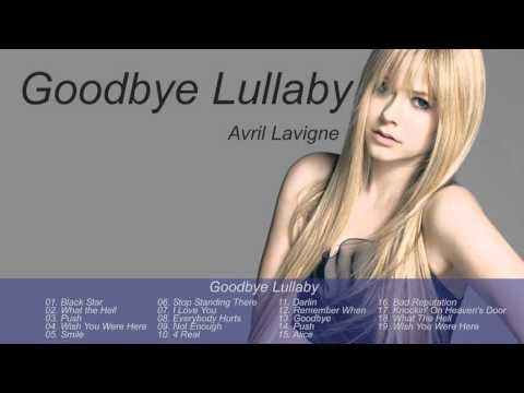 Goodbye Lullaby || Avril Lavigne