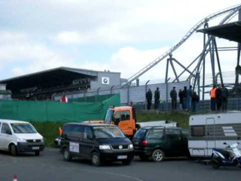 Start of 2010 Nurburgring 24 hr race