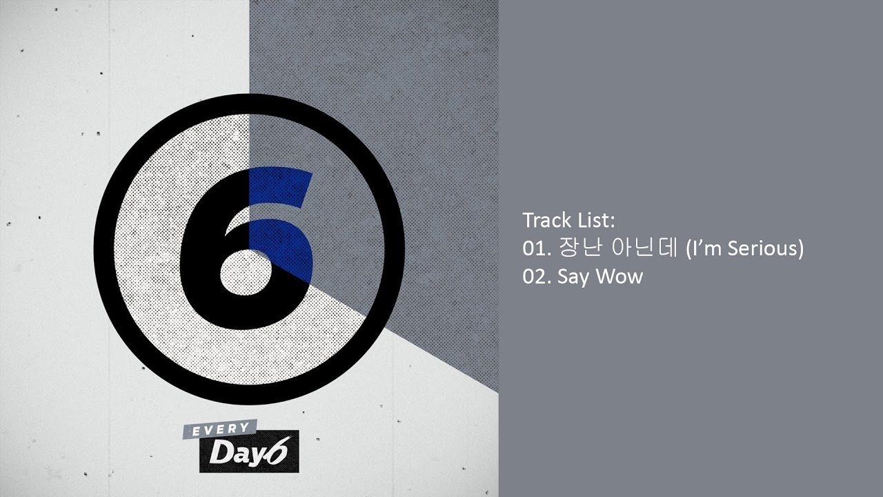 [Full] DAY6 – Every DAY6 April