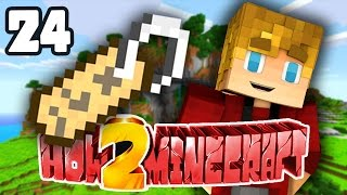 Minecraft: How 2 Minecraft! (Season Two) 'Nametag Easter EGG!' Episode 24 (Minecraft 1.8 SMP)