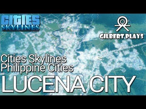 Cities Skylines - Philippine Cities Lucena City