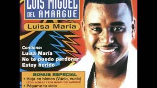Luis Miguel Del Amargue - Hoja en Blanco