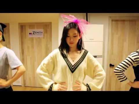 [Dance practice Video] : '손들어(Hands Up)' 안무 왕귀요미 Ver.