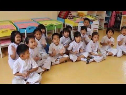 การเรียนรู้พัฒนาการด้านคณิตศาสตร์ (เรียนรู้เกี่ยวกับการบวกเลข) อนุบาล 3