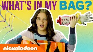 What's In My Bag? Halloween Edition Ft. Lilimar, JoJo Siwa & More! (2018) | #FunniestFridayEver