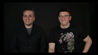 Joe & Anthony Russo Break Down Their Directing Technique On 'Captain America: Civil War'