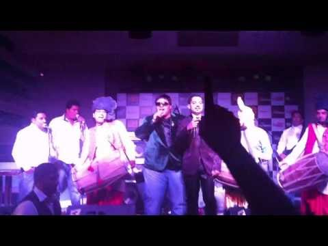 CROWD GOING CRAZYYYYY MUST WATCH ON DHOL FACTORY