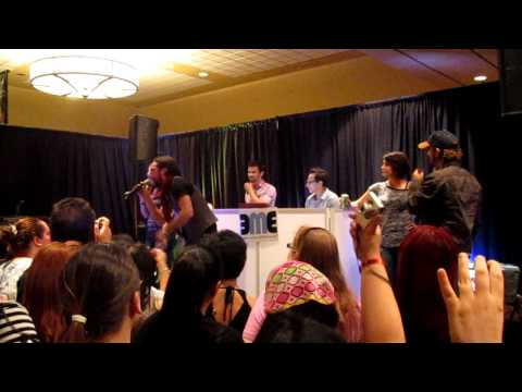 NJ Supernatural Convention 2011 - Karaoke Party: Highway to Hell