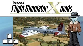 Flight Simulator X Spotlight - Boeing B-17G Flying Fortress