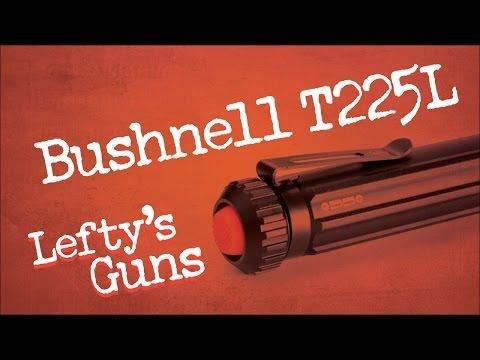 Bushnell Tracker TRKR 225L: High Value LED Flashlight