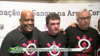 Conselho corintiano pede impeachment de Robert de Andrade