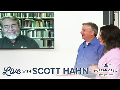 Tom & Kari and Curran Crew Live with Dr. Scott Hahn