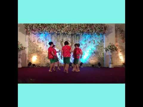 SIAU YEN CIA DANCE BY GROUP MEIHWA SAMARINDA