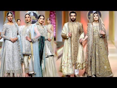 Top Class Beautiful & Stylish Wedding Dresses 2019/20 || Bridal Fashion Week || Fall Collection
