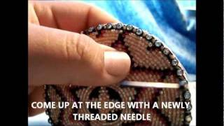 How To: Native American Beadwork, Rosette