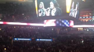 Cristabel Clack- National Anthem Performance