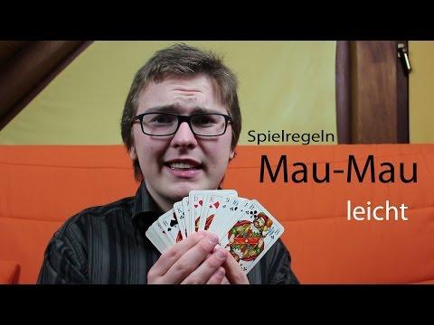 """""""Mau-Mau"""" - Spielregeln"""
