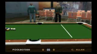 Classic Game Room HD - POOL HALL PRO for Wii review