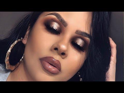 Halo Eye Makeup Tutorial | Morphe 39A