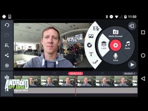 Android App Arena 74: Video Editing