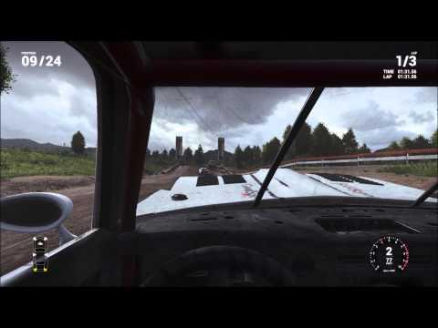Next Car Game - Gravel, Race |