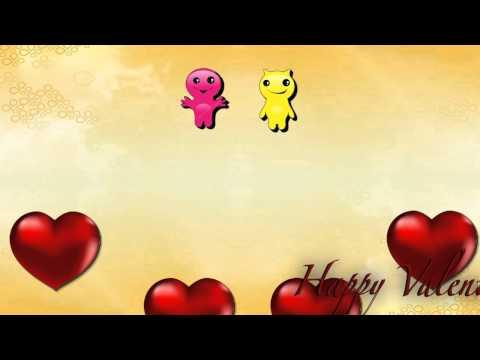 2D Animation II - Happy Valentine's Day
