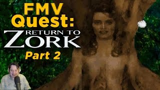 Justin Returns to Zork Again: Part 2 — FMV QUEST, Episode 2