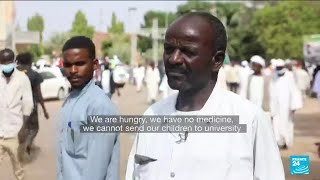 Sudan economic challenges: Country grapples with growing economic crisis • FRANCE 24 English