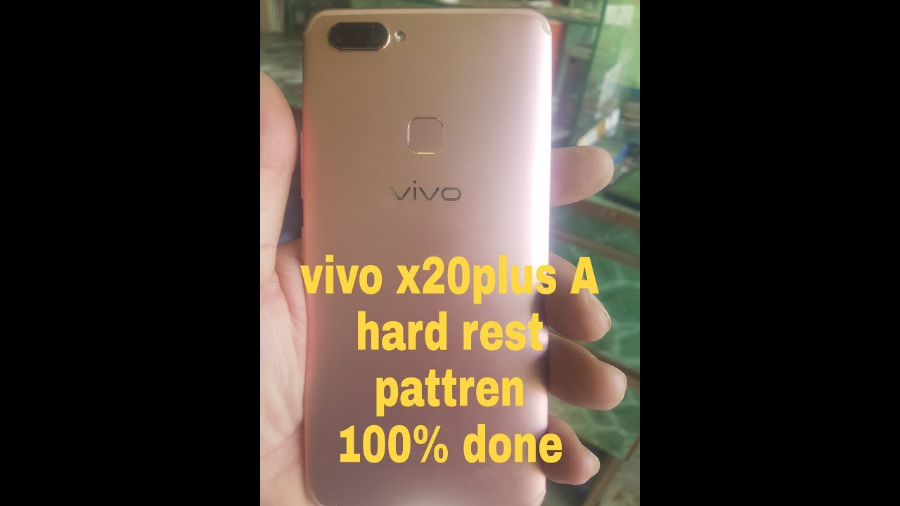 Vivo X20 Plus Factory Reset Videos - Waoweo