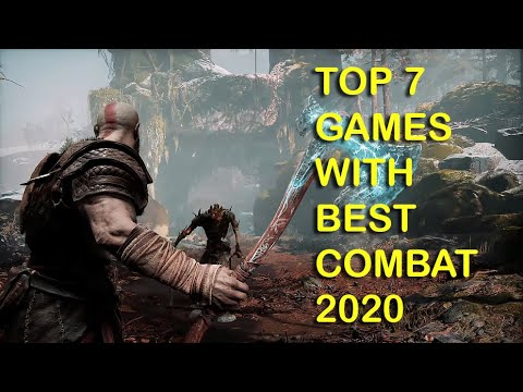 Top 7 Games With Best Combat System