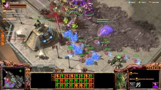 Starcraft 2 - Heart of the Swarm - Last Mission - The Reckoning - Brutal