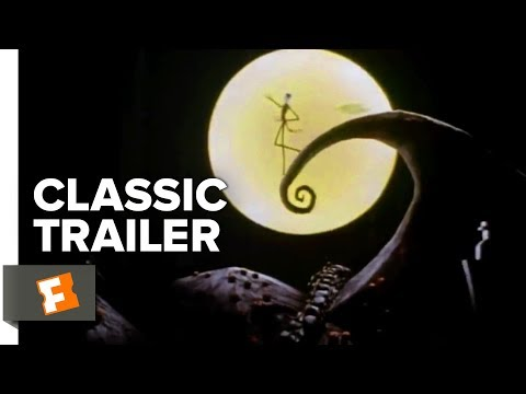 The Nightmare Before Christmas (1993) Official Trailer #1 - Animated Movie Mp3