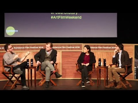 Power of Story: The Art of Film with Christopher Nolan, Colin Trevorrow, and Rachel Morrison