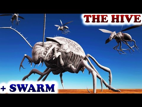 THE HIVE & SWARM in this new Ark Dev Kit video! Is this a
