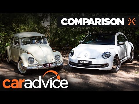 Volkswagen Beetle: Old v New Comparison | CarAdvice