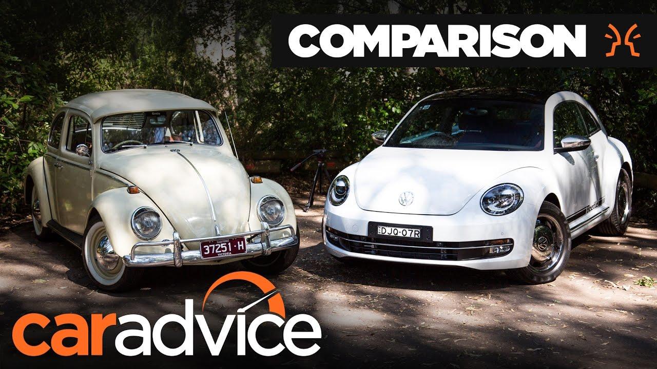 volkswagen beetle    comparison caradvice youtube