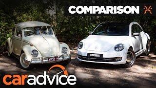 Volkswagen Beetle: Old v New Comparison   CarAdvice