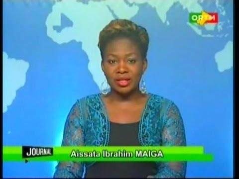 ORTM / Journal TV Flash info 13h du 12 Avril 2014