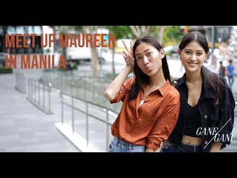 MEET UP MAUREEN ASNTM 5 IN MANILA | TRAVEL VLOG TO PHILLIPPINES PART 1