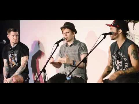 Fall Out Boy: Live Performance and Suprise Birthday Gift for Pete Wentz!