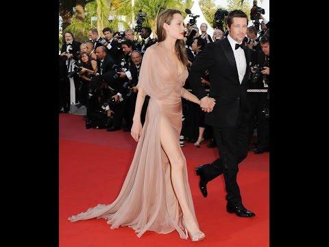 Платья Анджелины Джоли на фото