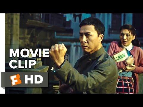 Ip Man 3 Movie   Under Siege 2016  Donnie Yen, Lynn Hung Action Movie HD